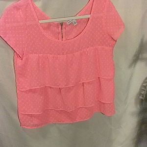 American Eagle cropped top size S/P